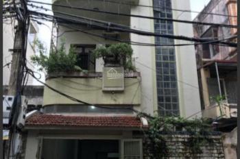 Cho thuê nhà mặt phố Yên Lạc, diện tích 180m2 đất