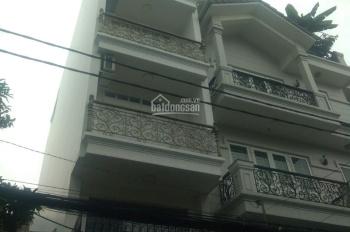 Bán nhà hẻm 6m 443 Phạm Hùng, P. 4, Q. 8, DT: 4 x 17m, 4 lầu giá 8 tỷ. Bớt ít