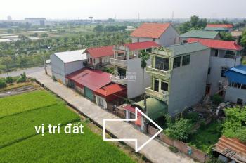 Bán 90m2 đất Vỏ Làng Vân Nội, cách đường Võ Nguyên Giáp 50m, đường trước mặt quy hoạch 30m