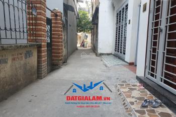 Bán lô đất 142m2 mặt tiền 8,6m ngõ 12 Sài Đồng, Long Biên. Cách ngã tư Sài Đồng 200m