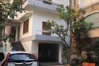 Bán nhà HXH Tôn Thất Tùng, Phường Bến Thành, Q. 1, DT 8m x 20m, XD H, 8L, giá bán 34.5 tỷ