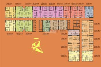 Chỉ 1.1 tỷ sở hữu ngay căn hộ 2PN 2WC, dự án Ecohome 3, NH hỗ trợ 80% lãi suất tốt