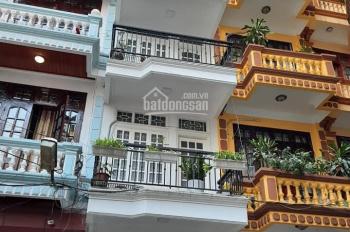 Bán nhà đẹp ở luôn 4 tầng PL ô tô đỗ cửa ngày đêm phố Chùa Hà giá 5,5 tỷ. LH 0912442669