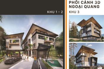 Đầu tư căn hộ khách sạn Đà Lạt, từ 2.5 tỷ