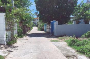 Nợ ngân hàng bán lô đất kiệt Hòa Quý, Đà Nẵng, giá 1,1 tỷ, 100m2