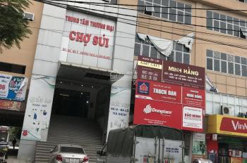 Bán nhà 63m2 hai mặt tiền, sổ đỏ chính chủ giá rẻ nhất phố Sủi - Gia Lâm - Hà Nội.