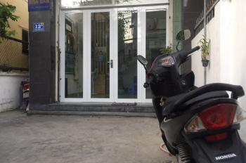 Chính chủ cho thuê mặt bằng nhà mặt tiền đường số 12A, đường Phan Đình Giót