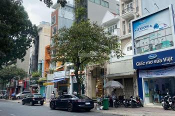 Bán nhà mặt tiền Lý Thái Tổ Quận 10, diện tích 4.7m x 28m , nhà 3 lầu giá 26.5 tỷ