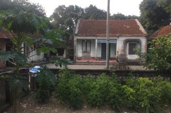Cần bán lô đất 4512m2 đã có khuôn viên nhà vườn giá đầu tư tại Hòa Sơn, Lương Sơn, HB