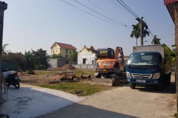 Chuyển nhượng 471m2 đất thổ cư thôn Tràng Duệ, Lê Lợi, An Dương, Hải Phòng