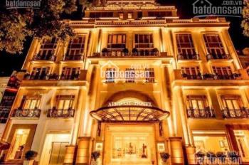 Bán Khách sạn 2* đường Hoàng Việt(Đệ Nhất), Q.Tân Bình, DT 14mx20m, 8 lầu, TN 350tr/th, chỉ 62 tỷ