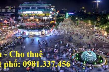 Cho thuê mặt phố Nguyễn Chí Thanh 500m2 mt: 16m 299tr/th Quý mặt phố 0981337456