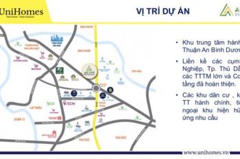 Đất Nền Thị Xã Thuận An Bình Dương full thổ cư 68m2
