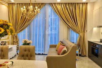 Cho thuê gấp căn hộ Vinhomes Central Park 1PN full nội thất giá 17 tr/th lầu 16, LH 0931.288.333