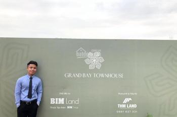 Bán ngoại giao căn SH GrandBay sát góc giá 8,1 tỷ 108m2, bàn giao thô sổ vĩnh viễn  LH: 0931791792