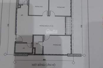 Chính chủ chuyển nhượng căn góc 3 PN 77m2 Ecohome 3, tầng 22, 1,85 tỷ