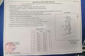 Cần bán đất DT 30m2, thuộc phường Dương Nội, Hà Đông,oto đỗ cửa kinh doanh được