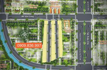 Bán đất giá rẻ đường Hồ Văn Long, quận Bình Tân 2019 - sổ hồng từng nền (bao GPXD).
