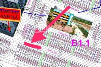Cần bán đất liền kề Thanh Hà Cienco 5 B1.1LK7, A2.3 Lk6 gvh, A2.3 Lk2 gvh giá đầu tư. LH 0973209988