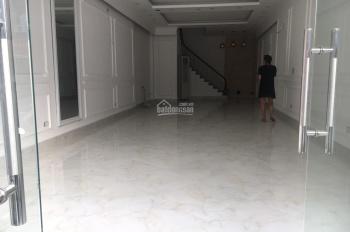Cho thuê nhà mặt ngõ 53 Yên Lãng DT 40m2 x 5T, MT 4m, thông sàn, ngõ to 10m, giá 36 triệu/tháng