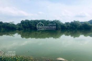 Bán đất sinh thái Lương Sơn Hòa Bình, view hồ tuyệt đẹp
