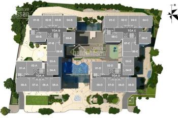 Bán gấp căn hộ 98,8m2 tòa D giá 2,6 tỷ, 0973817255