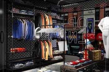 Cho thuê nhà mặt phố Lương Ngọc Quyến, dtsd 110m2, MT 5m, thuê 100tr, LH 0944093323
