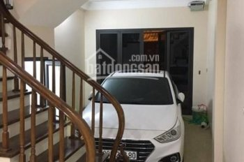 Cho thuê nhà riêng ngõ 95/4 Hoàng Cầu, Diện tích 50m2 x 5 tầng, ngõ ô tô rộng rãi, giá 18 tr/tháng