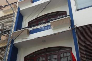 Cho thuê nhà đường Nguyễn Chí Thanh, Phường 3, Quận 10, 3 lầu, giá 40tr/tháng
