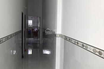 Nhà 1/ Thái Thị Giữ, Bà Điểm, 4x18m công nhận 70.5m2, 1 trệt 1 lửng mới, đẹp, giá 2,15 tỷ