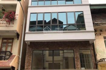 cần cho thuê cả nhà ở phố Cầu Giấy-S=95m2,6 tầng,mặt tiền 6m,thông sàn,giá 30 triệu/tháng (TL)