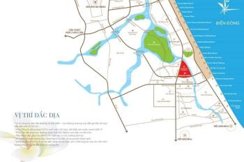 Bán đất trung tâm Đà Nẵng phù hợp kinh doanh nhà hàng, cafe, spa giá rẻ, trả góp 12 tháng 0% lãi