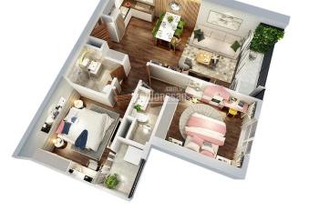 Giá gốc đích thực từ CĐT (suất ưu tiên 1) căn hộ vip cao cấp 02 + 1 ngủ + 02 wc