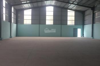 Cho thuê kho xưởng đường Tỉnh Lộ 10, Bình Tân, diện tích: 1000m2, giá: 65 triệu/tháng