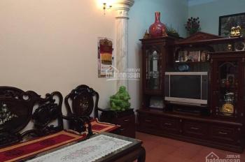 Cho thuê nhà riêng phố Trần Cung: 55m2 x 3 tầng, nội thất gần như đầy đủ