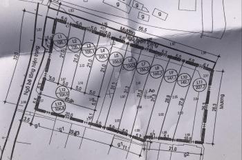 Bán lô đất 1700m2 làm xưởng tại chung cư Đồng Hải, An Dương, Hải Phòng