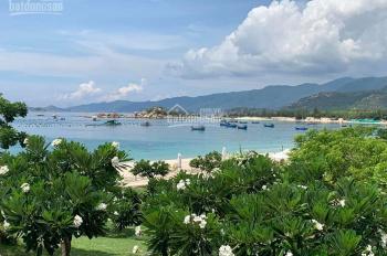 Bán gấp 40ha đất mặt tiền biển xã Cam Lập, TP Cam Ranh quy hoạch resort nhà hàng KS