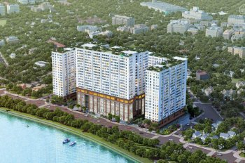 Hot, chỉ còn duy nhất 1 căn 2PN, 2WC dự án Green River quận 8, giá chỉ 1,85 tỷ