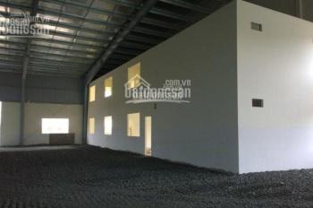 Cho thuê xưởng 2000 m2 trong KCN Tân phú trung , Củ chi.