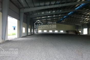 Cho thuê nhà xưởng 3000 m2 và 4600 m2 trong KCN Tân tạo, Bình tân, Tp.Hcm