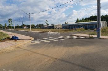 Bán lô đất ngay chợ Phước Vĩnh, ĐT 741, 6x25m, sổ hồng riêng, 450tr, đường nhựa 10m, bao xây dựng