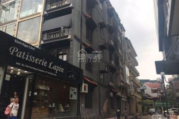 Cho thuê nhà mặt phố Trần Duy Hưng, DT : 54m2 x 5 tầng, MT : 4m, giá thuê : 48tr/tháng
