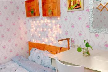 Căn hộ cho thuê nguyên tầng rộng 40m2-full nội thất_ Nguyễn Văn Cừ_Q5