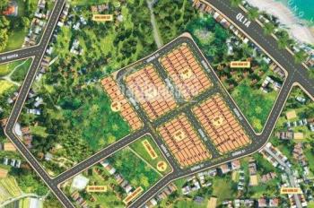 Chính chủ bán 4 lô đất thổ cư ven biển Sông Cầu - Phú Yên 5x20m giá 499tr/lô rẻ hơn 18% thị trường