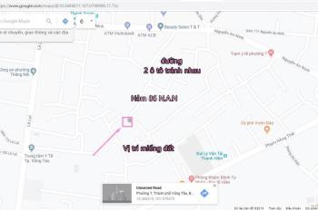 Bán đất đường Nguyễn An Ninh, Vũng Tàu, đất full thổ cư
