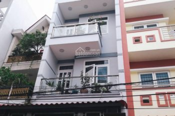Bán nhà 4 tầng đường Nguyễn Văn Đậu, Phường 5, Bình Thạnh, DT: 4.2x14m, giá: 7.2 tỷ thương lượng
