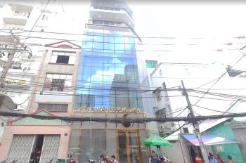 Cho thuê nhà MT Trần Nhật Duật, Tân Định, Q1, tiện làm văn pòng 9.5x15m Trệt, 3 tầng, giá 130 triệu