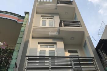 Bán nhà HXH Hương Lộ 2, Bình Trị Đông, Bình Tân, kết cấu 3 tầng, thiết kế hiện đại. Giá 4.85 tỷ TL