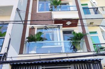Nhà 3 lầu 100m2, MT KDC Chợ đệm, Tân Túc, xã Bình Chánh LH: 09651 456 97