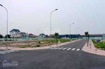 Ngần ngại gì mà không mua nhẹ lô đất mặt tiền chợ Phú Phong giá đầu tư